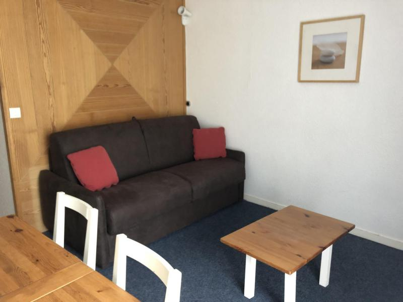 Rent in ski resort Studio 6 people (A3) - Résidence les Marmottes - Gourette - Apartment