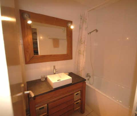 Rent in ski resort Studio 6 people (A3) - Résidence les Marmottes - Gourette - Bathroom