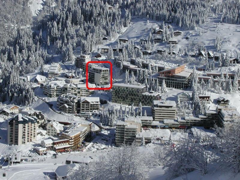 Location au ski Appartement 3 pièces 6 personnes (NS445) - Residence Neige Et Soleil - Gourette