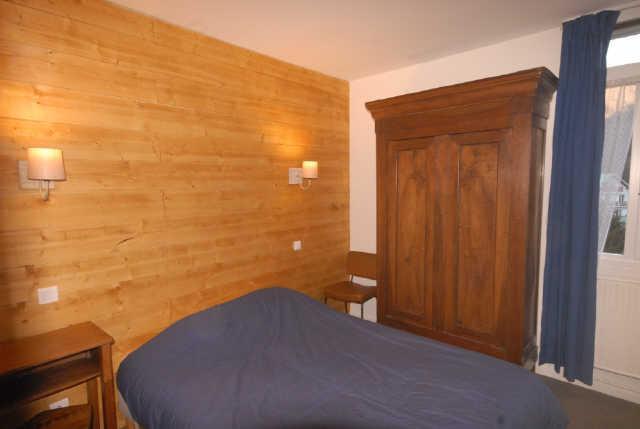 Location au ski Appartement 3 pièces 6 personnes (NS445) - Residence Neige Et Soleil - Gourette - Chambre