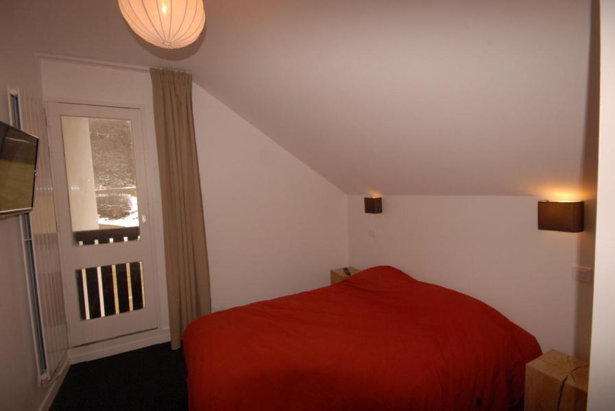 Soggiorno sugli sci Appartamento su due piani 5 stanze per 10 persone (PRI61) - Résidence Primevères - Gourette - Letto matrimoniale