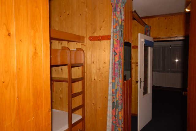 Location au ski Studio 6 personnes (SAN113) - Residence Sanctus - Gourette