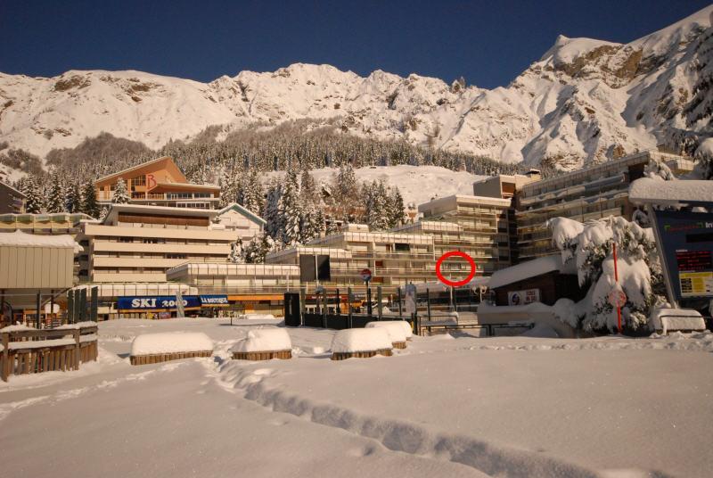 Location au ski Residence Sanctus - Gourette
