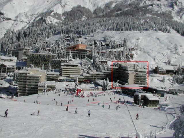 Rent in ski resort Résidence Sanctus - Gourette