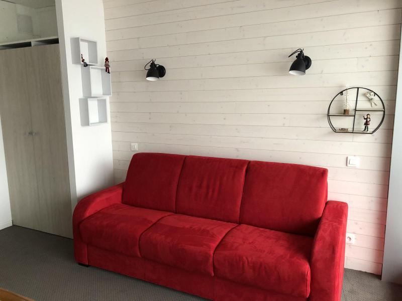 Rent in ski resort Logement 1 pièces 6 personnes (San110) - Résidence Sanctus - Gourette