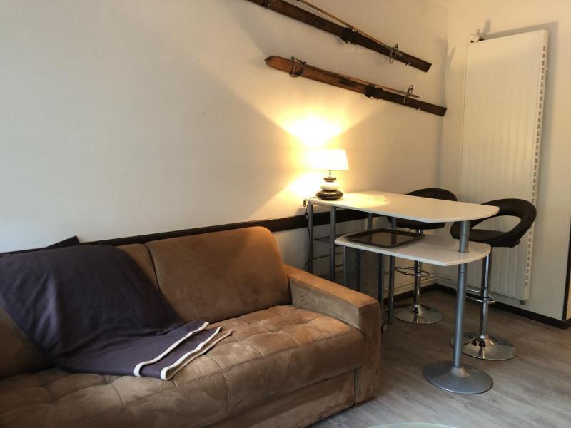 Rent in ski resort Studio sleeping corner 6 people (SAN37) - Résidence Sanctus - Gourette - Bench seat