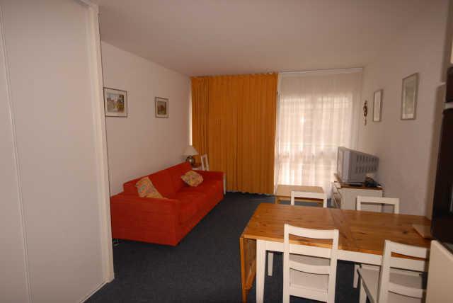 Location au ski Studio 6 personnes (SAR198) - Residence Sarriere - Gourette