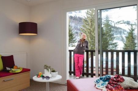 Location au ski Chambre Privilège (2 adultes + 1 enfant -12 ans) (CH21+S) - Hotel Belambra Club Lou Sarri