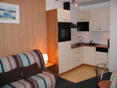Location au ski Appartement 2 pièces 4 personnes (BEL77M) - Residence Bellevue - Gourette
