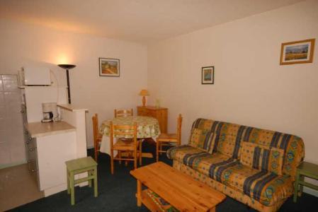 Location au ski Studio 6 personnes (ISA76) - Residence Isards - Gourette