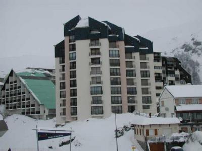 Location au ski Studio 6 personnes (ISA76) - Residence Isards