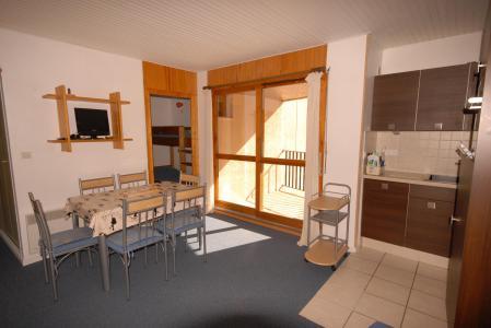 Location au ski Studio 6 personnes (ISA58G) - Residence Isards - Gourette - Séjour