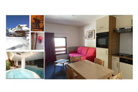 Location au ski Studio 4 personnes (11) - Residence Le Chalet - Gourette