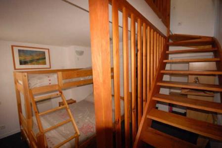 Location au ski Studio mezzanine 7 personnes (21) - Residence Le Chalet - Gourette