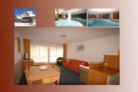 Location au ski Appartement 2 pièces 6 personnes (20) - Residence Le Chalet - Gourette