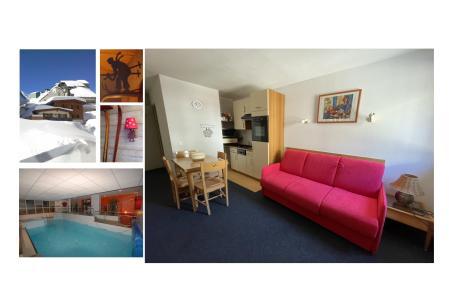 Location au ski Studio 4 personnes (12) - Residence Le Chalet - Gourette