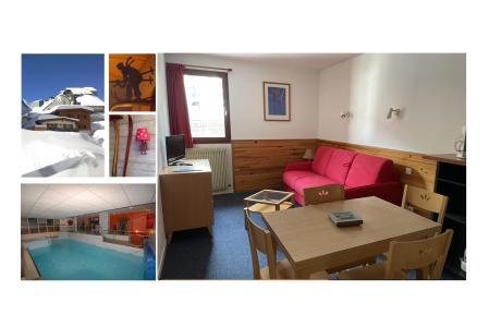 Location au ski Studio 4 personnes (13) - Residence Le Chalet - Gourette