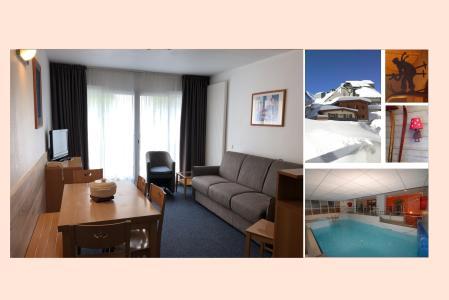 Location au ski Studio 6 personnes (16) - Residence Le Chalet - Gourette