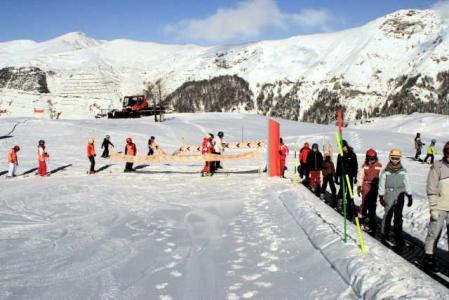 Location au ski Residence Le Chalet - Gourette
