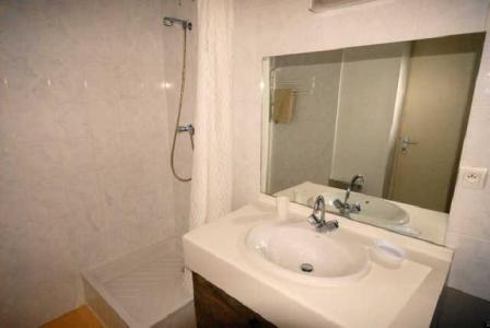 Location au ski Studio 4 personnes (6) - Residence Le Chalet - Gourette - Salle d'eau