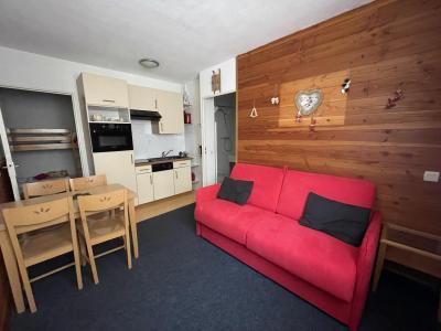 Location au ski Studio 4 personnes (6) - Residence Le Chalet - Gourette - Séjour