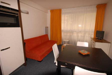 Location au ski Studio 4 personnes (MAR4) - Residence Les Marmottes - Gourette