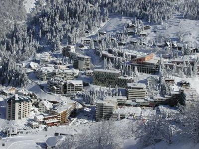 Location Résidence les Marmottes hiver