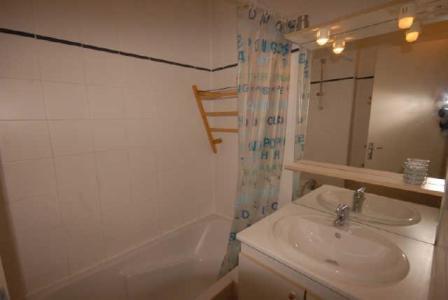 Location au ski Appartement 3 pièces 6 personnes (NS445) - Residence Neige Et Soleil - Gourette - Salle de bains