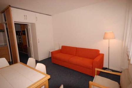 Location au ski Studio 6 personnes (SAN136) - Residence Sanctus - Gourette