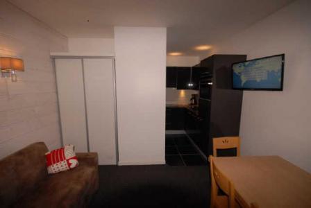 Location au ski Studio 6 personnes (SAN100) - Residence Sanctus - Gourette - Séjour