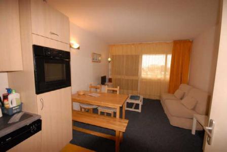 Location au ski Studio 6 personnes (SAN144) - Residence Sanctus - Gourette - Coin repas