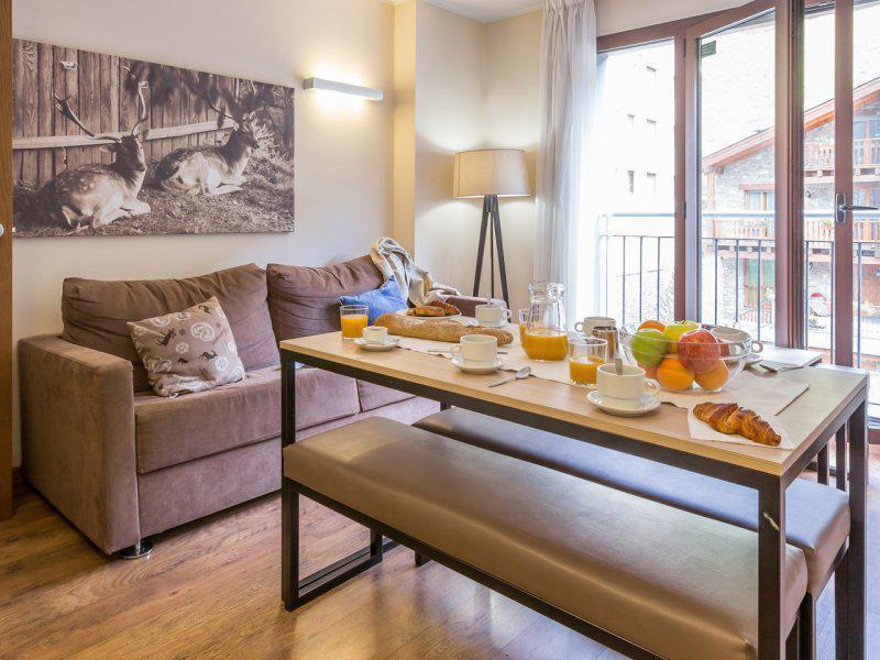 Wynajem na narty Apartament 3 pokojowy 5 osób - Pierre & Vacances Résidence Andorra Bordes d'Envalira - Grandvalira