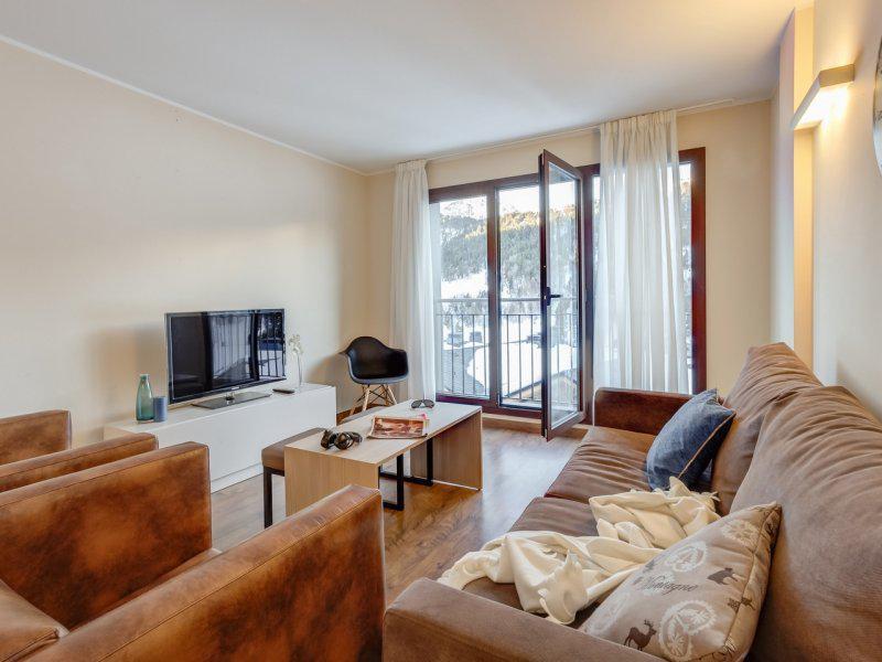 Rent in ski resort 3 room apartment 6 people - Pierre & Vacances Résidence Andorra Bordes d'Envalira - Grandvalira