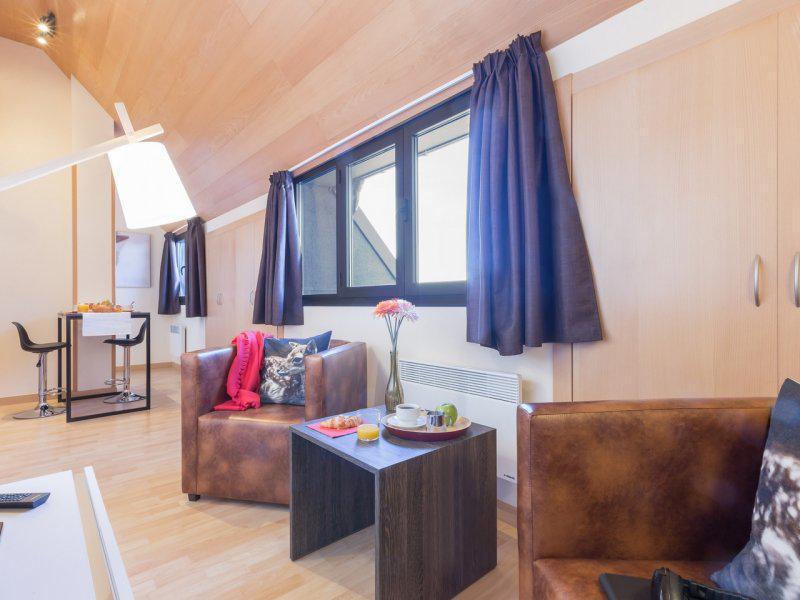 Rent in ski resort Studio 2 people - Pierre & Vacances Résidence Pas de la Casa Princesa - Grandvalira