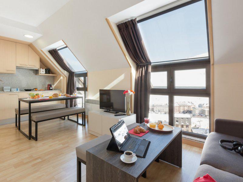 Rent in ski resort Pierre & Vacances Résidence Pas de la Casa Princesa - Grandvalira