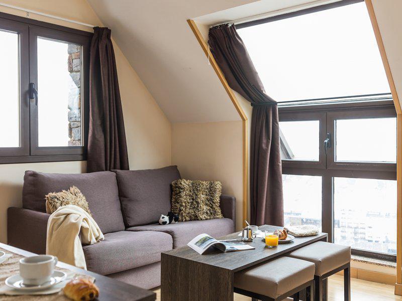 Rent in ski resort 3 room apartment 5 people - Pierre & Vacances Résidence Pas de la Casa Princesa - Grandvalira