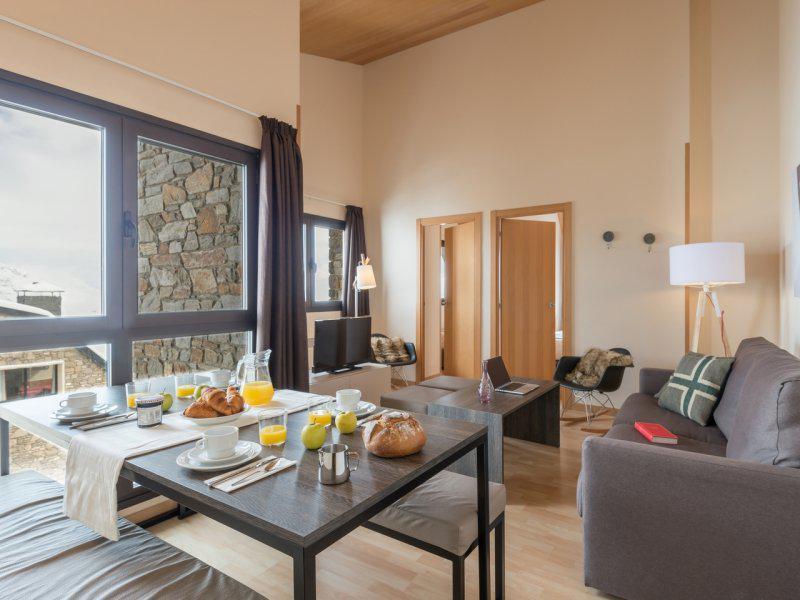 Rent in ski resort 5 room apartment 8 people - Pierre & Vacances Résidence Pas de la Casa Princesa - Grandvalira