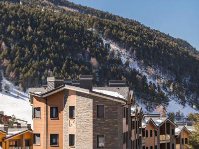 Лыжные каникулы в кругу семьи Résidence Pierre & Vacances Andorra El Tarter