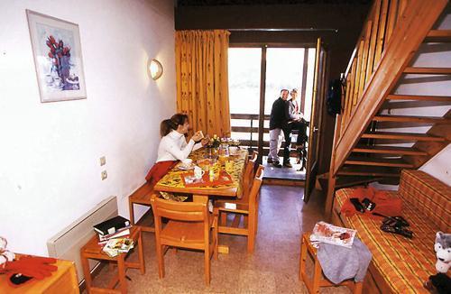 Location au ski Residence Les Dolomites - Gresse en Vercors - Séjour