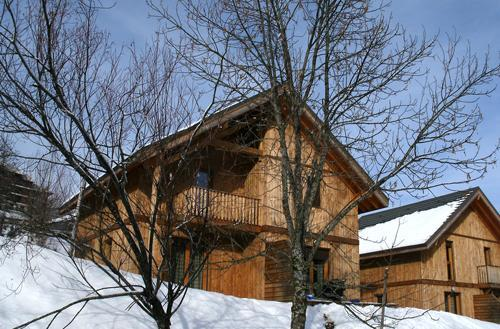 Location appartement au ski Residence Les Gentianes