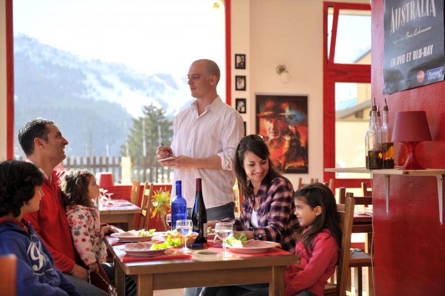 Location au ski Résidence les Dolomites - Gresse en Vercors - Salle à manger