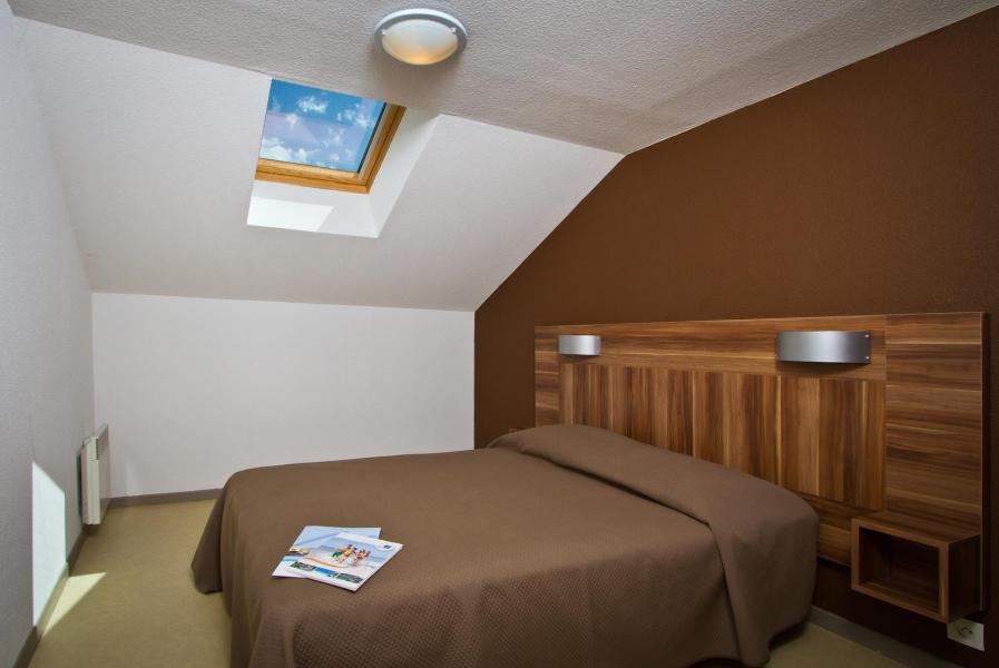 Location au ski Résidence les Gentianes - Gresse en Vercors - Chambre mansardée