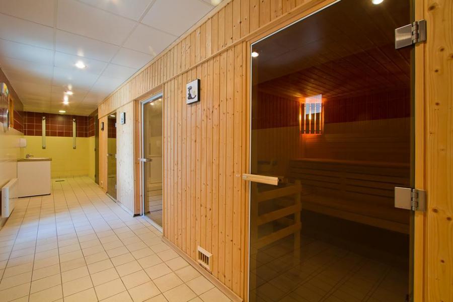 Rent in ski resort Résidence les Gentianes - Gresse en Vercors - Sauna