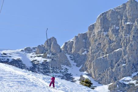 Location au ski Résidence les Dolomites - Gresse en Vercors