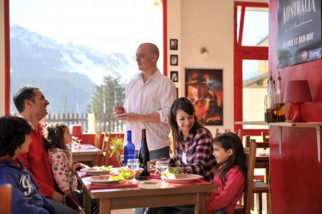 Rent in ski resort Résidence les Dolomites - Gresse en Vercors - Dining area