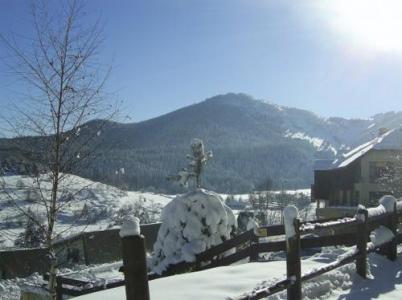 Location au ski Residence Les Dolomites - Gresse en Vercors - Extérieur hiver
