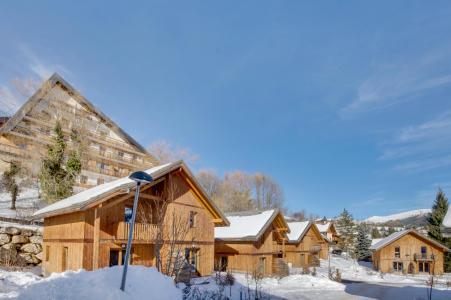 Location Gresse en Vercors : Residence Les Gentianes hiver