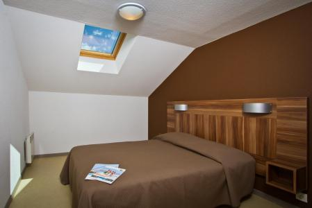 Location au ski Residence Les Gentianes - Gresse en Vercors - Chambre mansardée