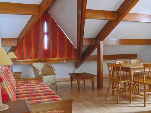 Аренда на лыжном курорте Апартаменты 2 комнат 4 чел. - Résidence le Haut Couserans - Guzet - Окно