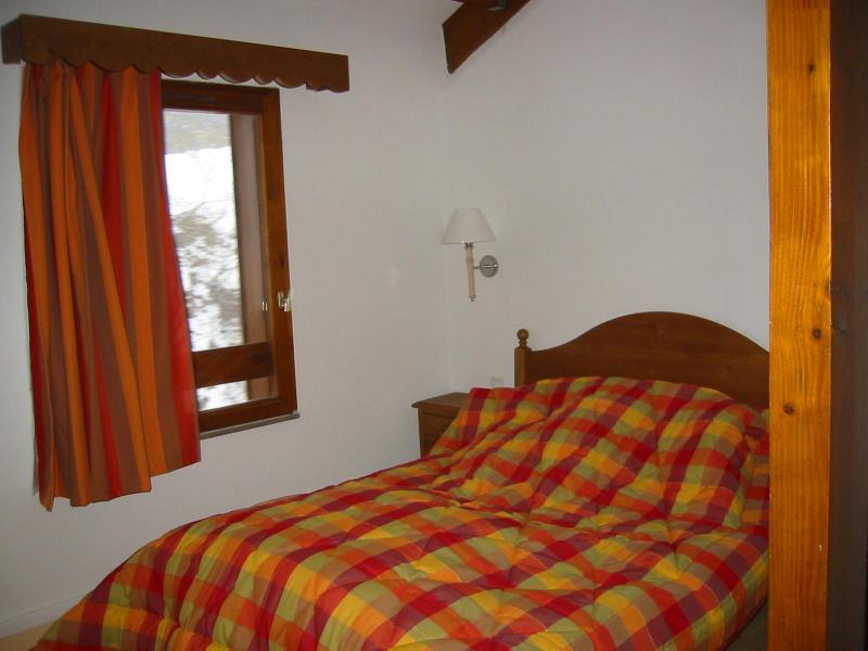 Аренда на лыжном курорте Résidence le Haut Couserans - Guzet - Двухспальная кровать
